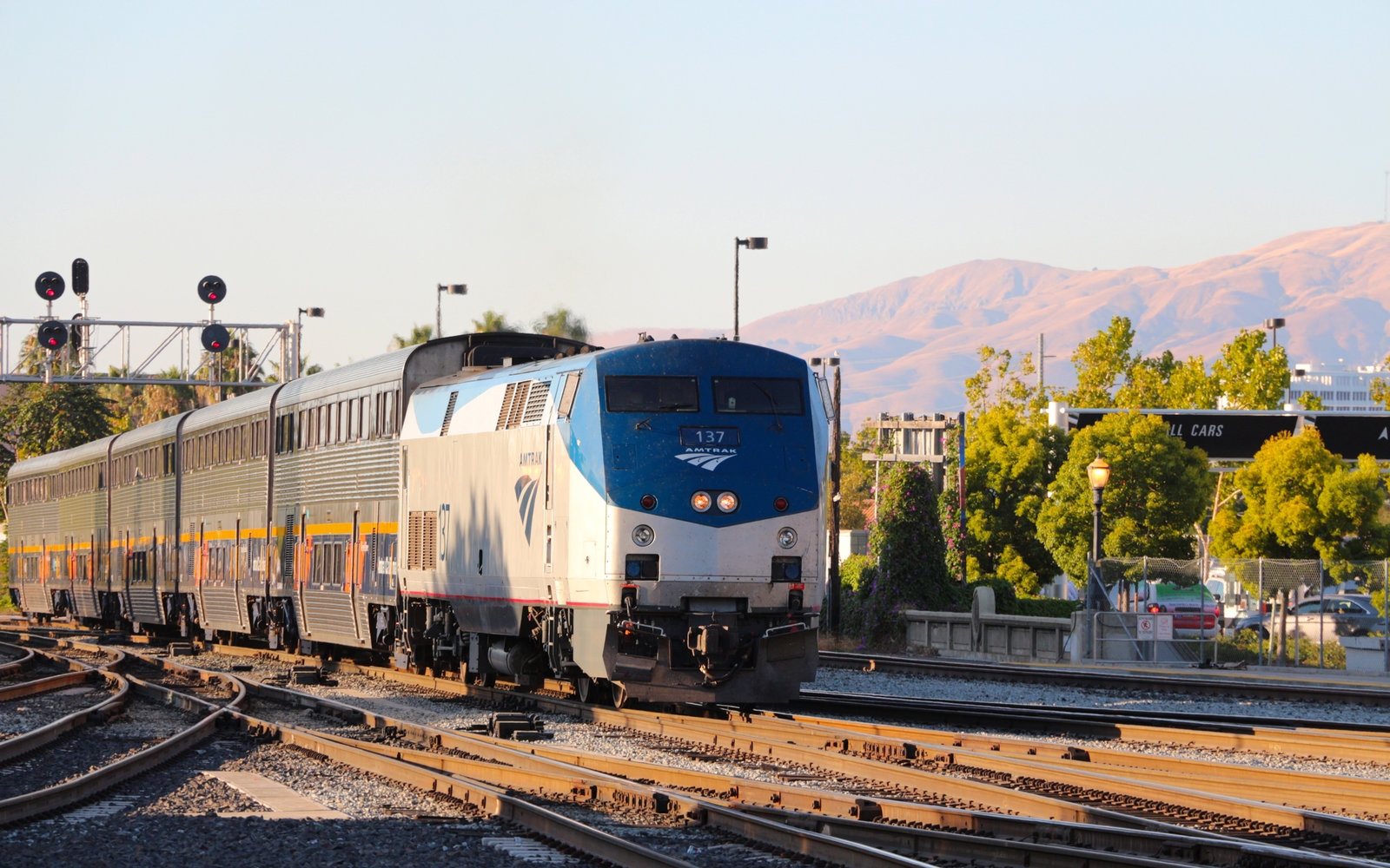 Amtrak Sale