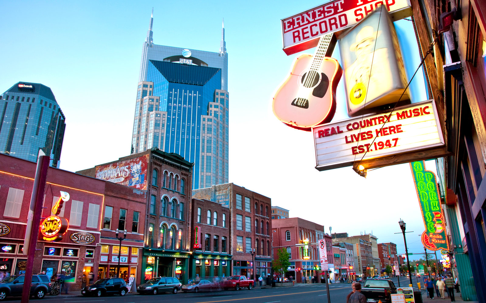 Perfect 3 Day Weekend In Nashville