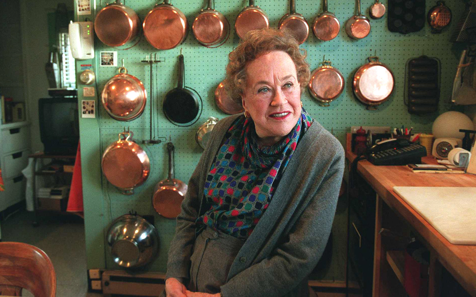 Julia Child Celebration