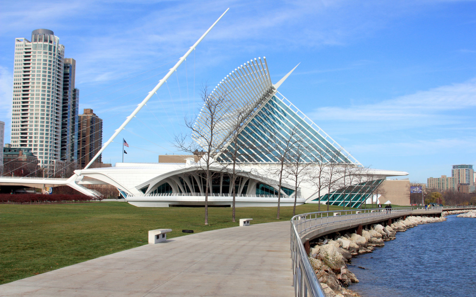 Milwaukee Art Museum Wisconsin