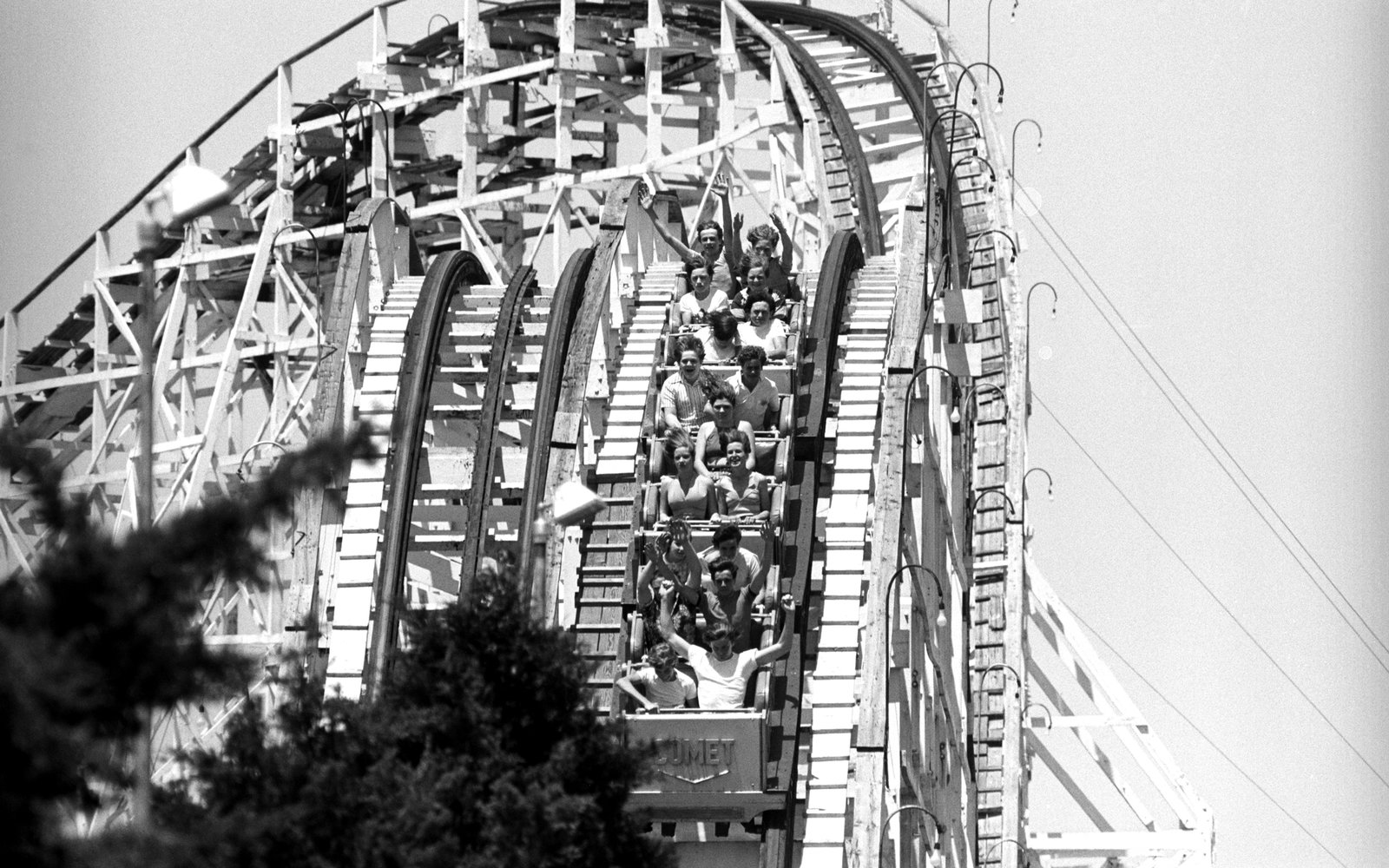 Rollercoaster History