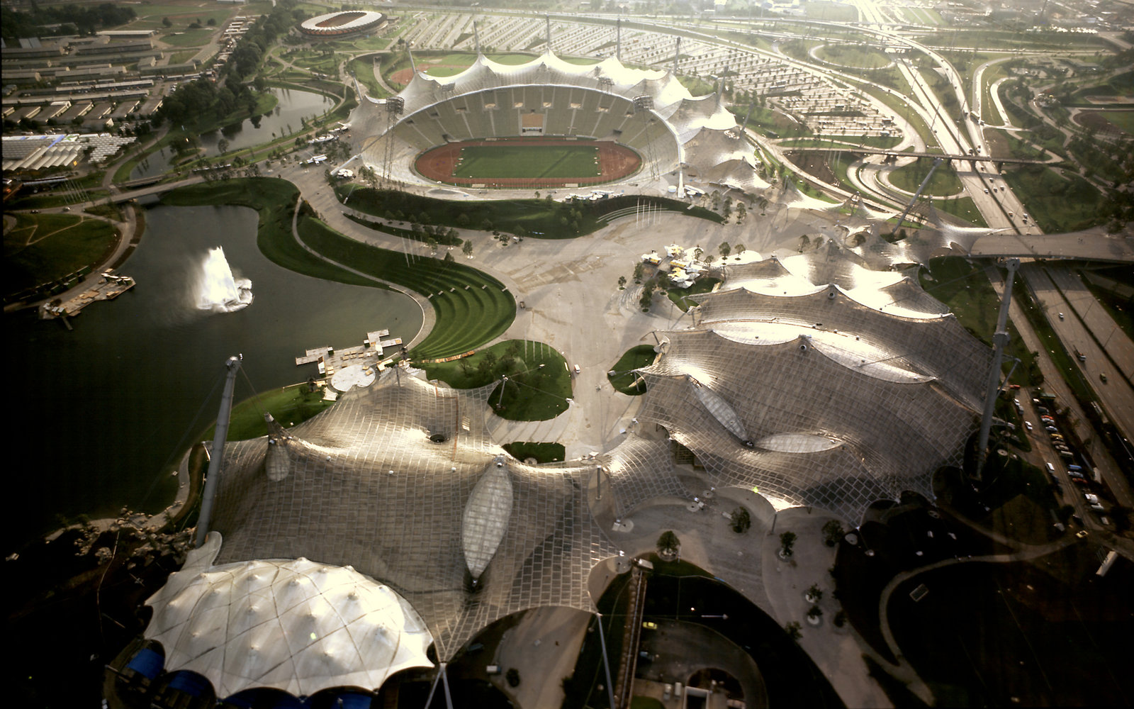 Past Olympic Architecture & Design