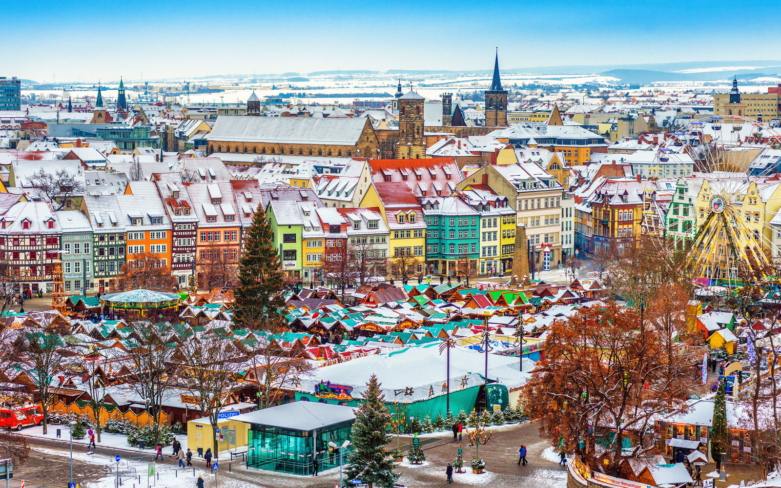 The Best German Christmas Markets | Travel + Leisure
