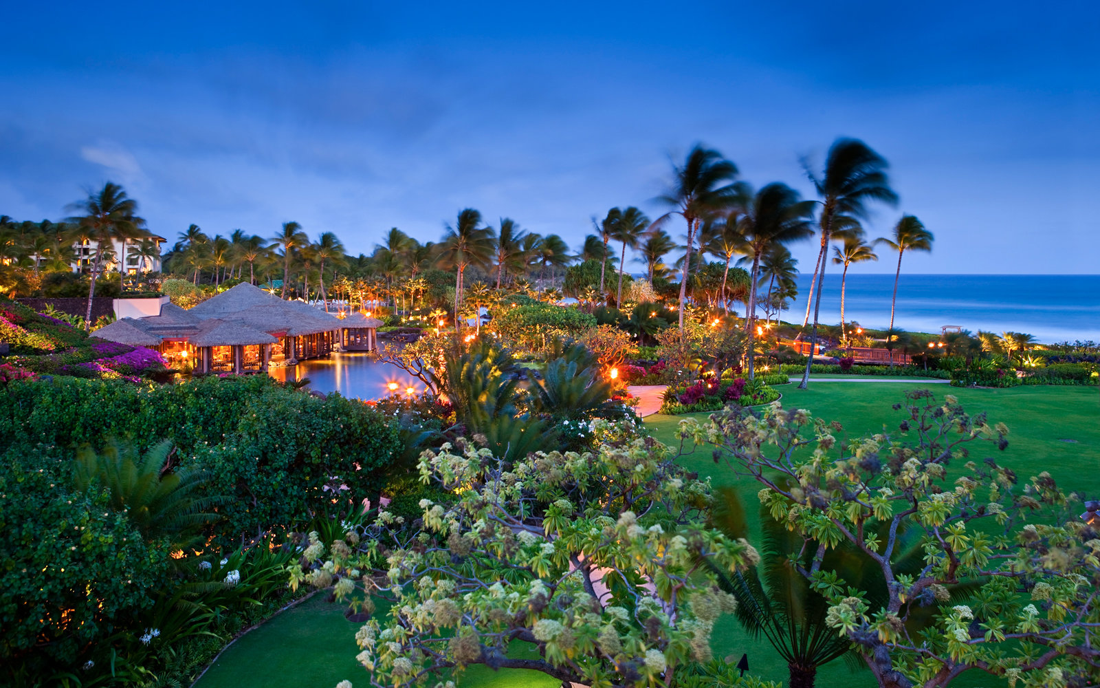 Grand Hyatt Kauai Resort and Spa, Kauai, Hawaii
