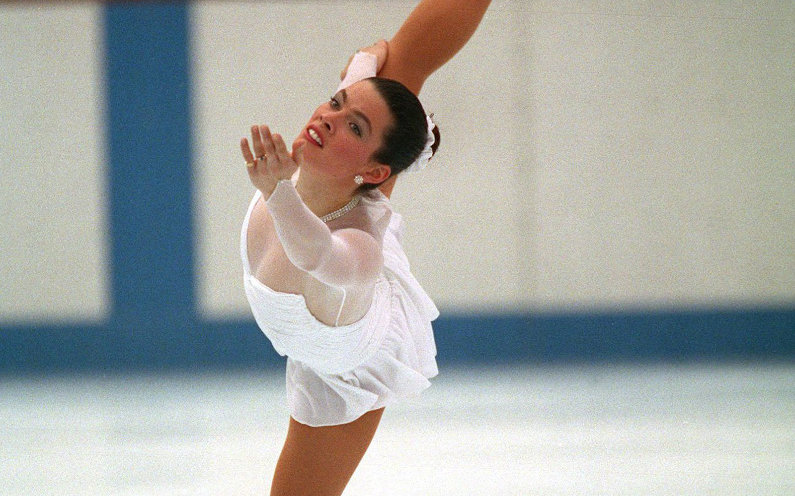 See the Greatest Scrunchies in Olympic History