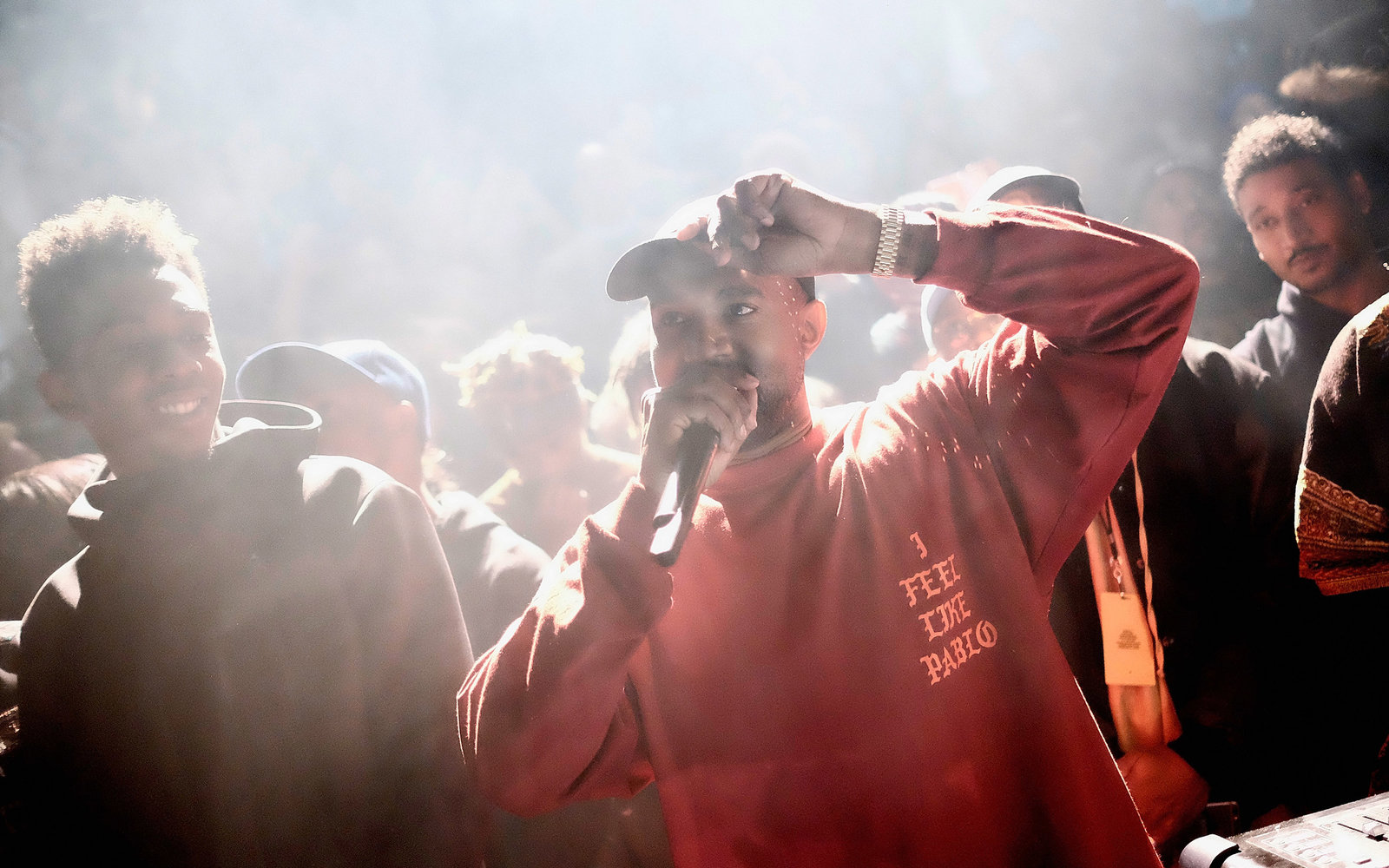 Kanye West Life of Pablo Pop Up Stores