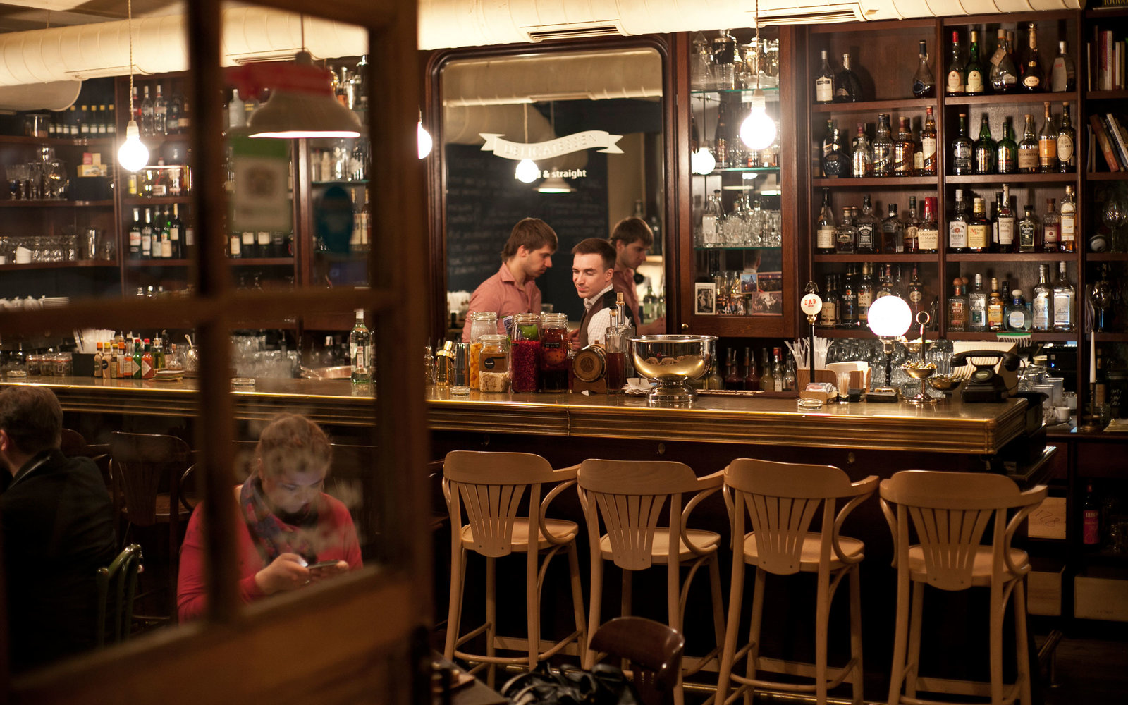 The Best Bars Open on Christmas Day | Travel + Leisure