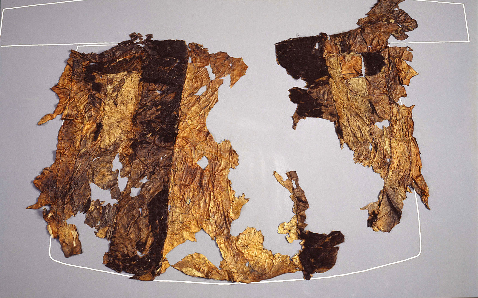 Scientists Solve Mystery of 5,300-Year-Old Ice Man's Clothes