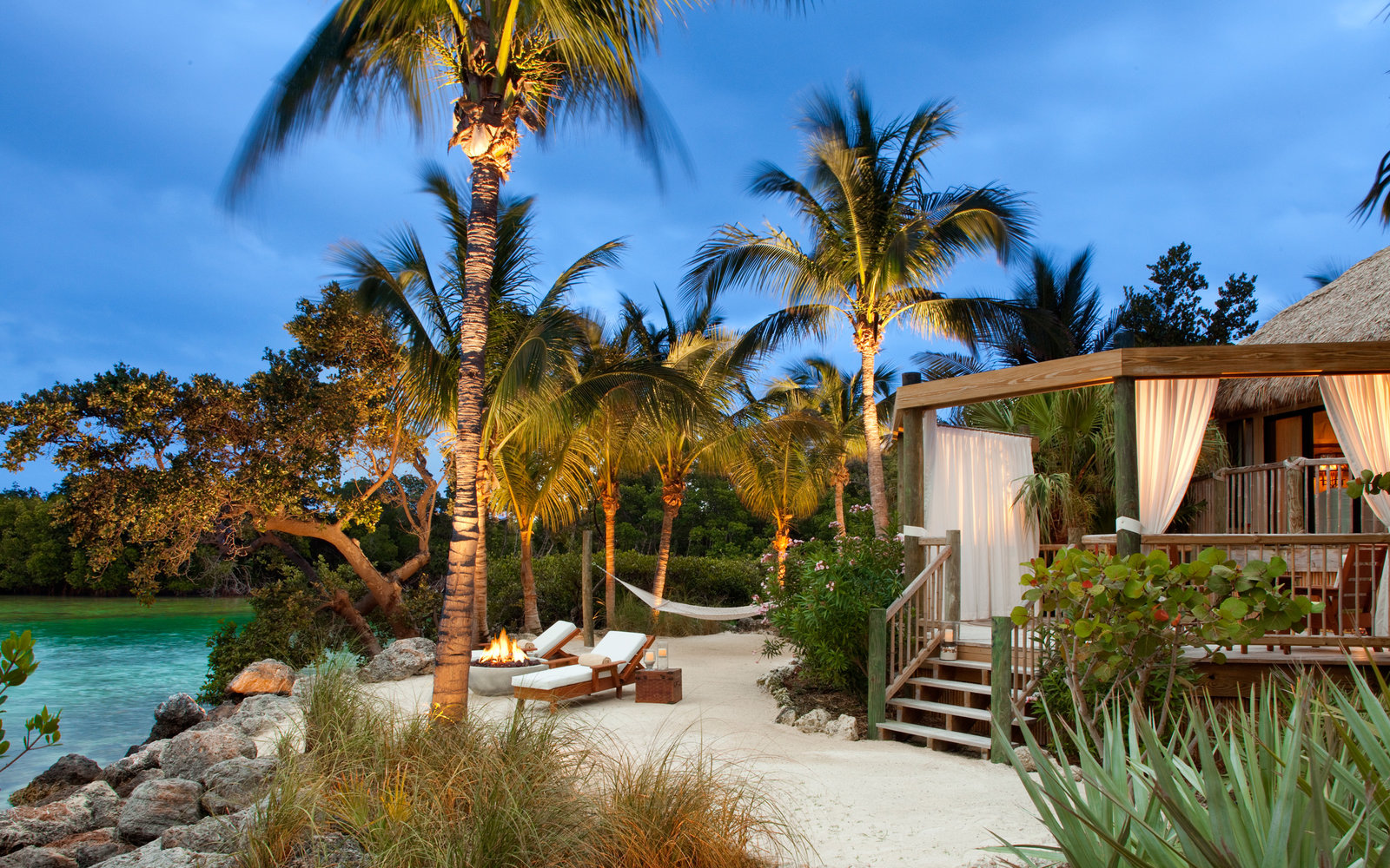 Little Palm Island Resort and Spa, Little Torch Key, Florida