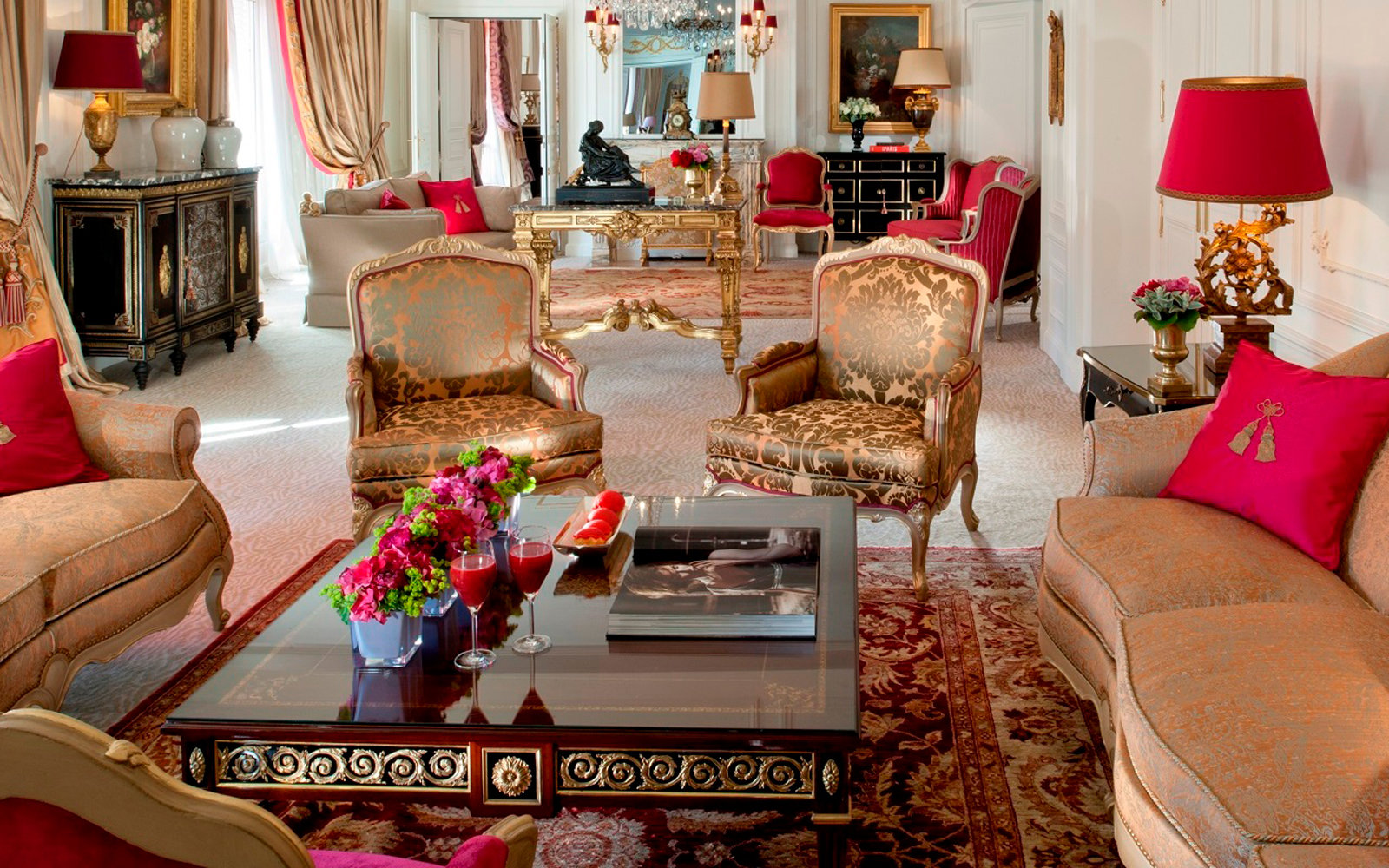 the most expensive hotel suites in the world | travel + leisure