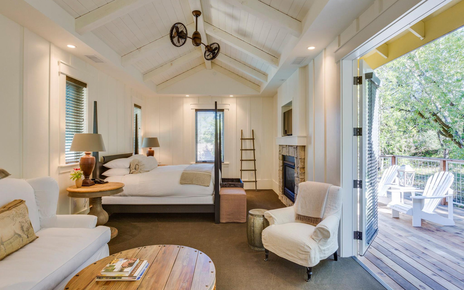 Farmhouse Inn, Forestville, California
