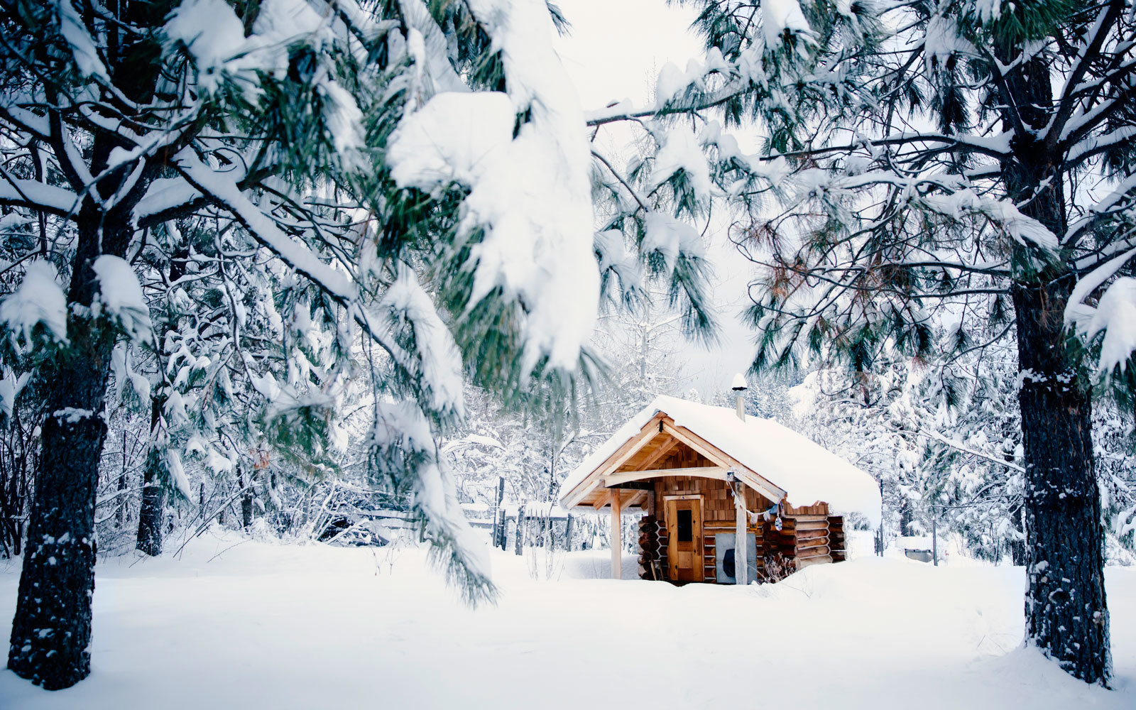 The Old Farmer's Almanac Is Predicting a Rough Winter