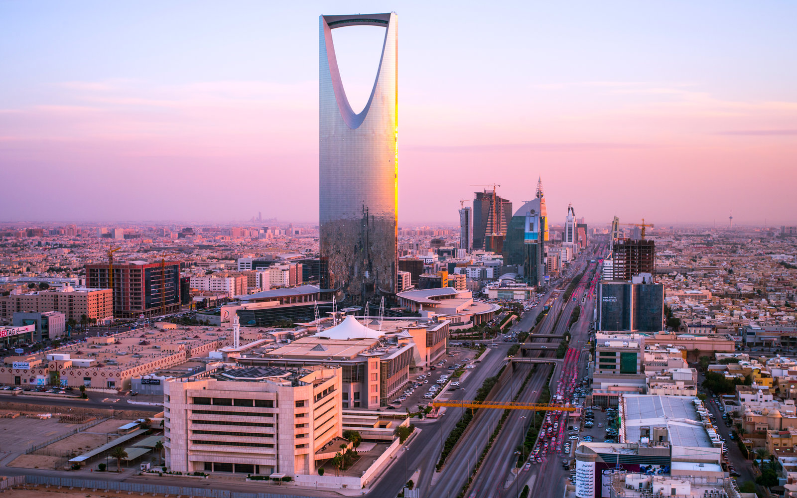 Saudi Arabia Opens Its Doors To U.S. Tour Company