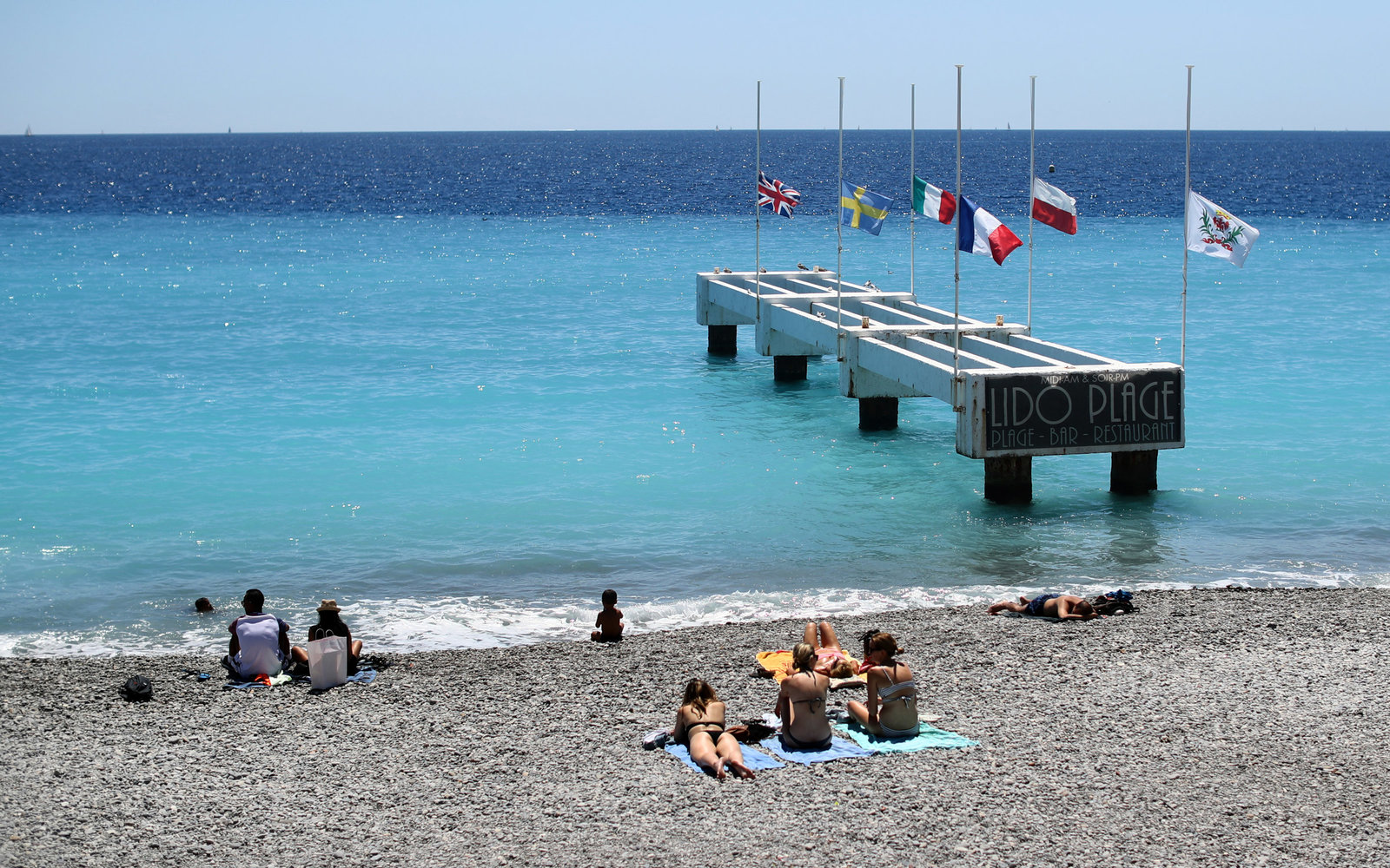 Burkini Ban On Nice Beaches Sparks Outrage
