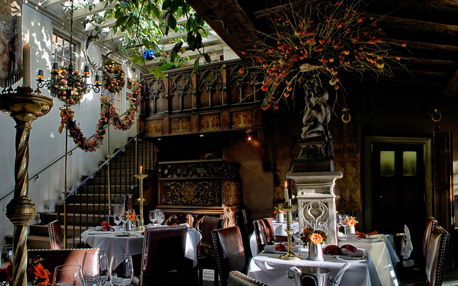 The Witchery, Edinburgh, Scotland