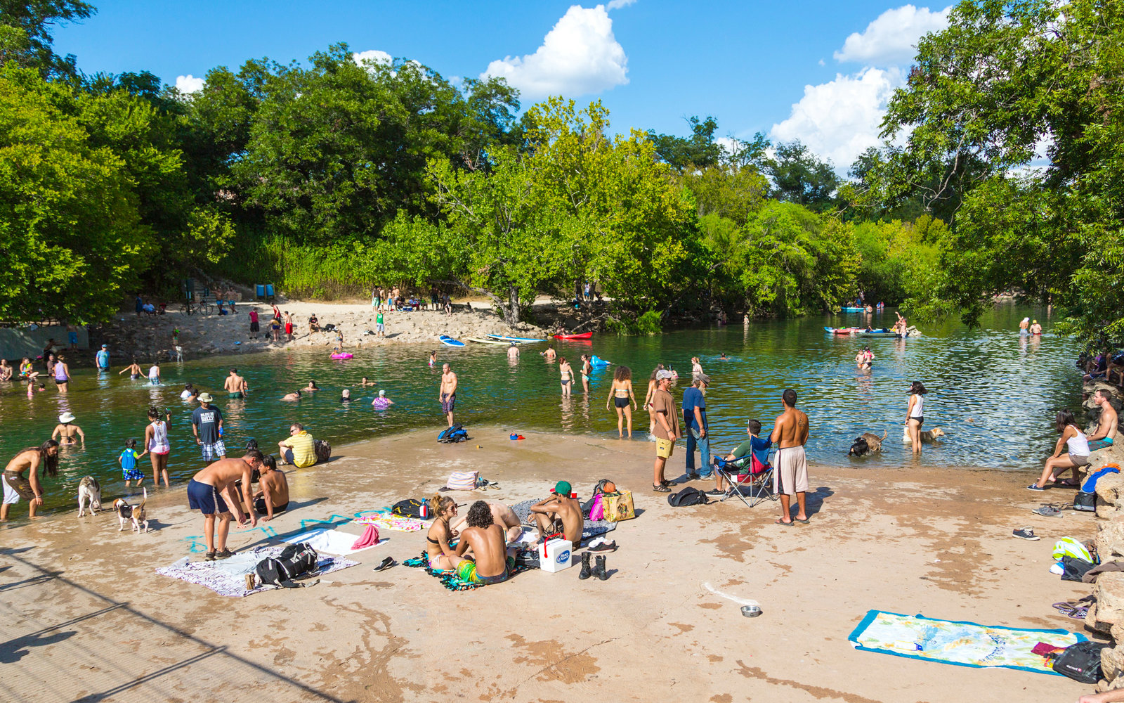 Three days in austin what to see and do travel leisure for Short weekend trips from nyc