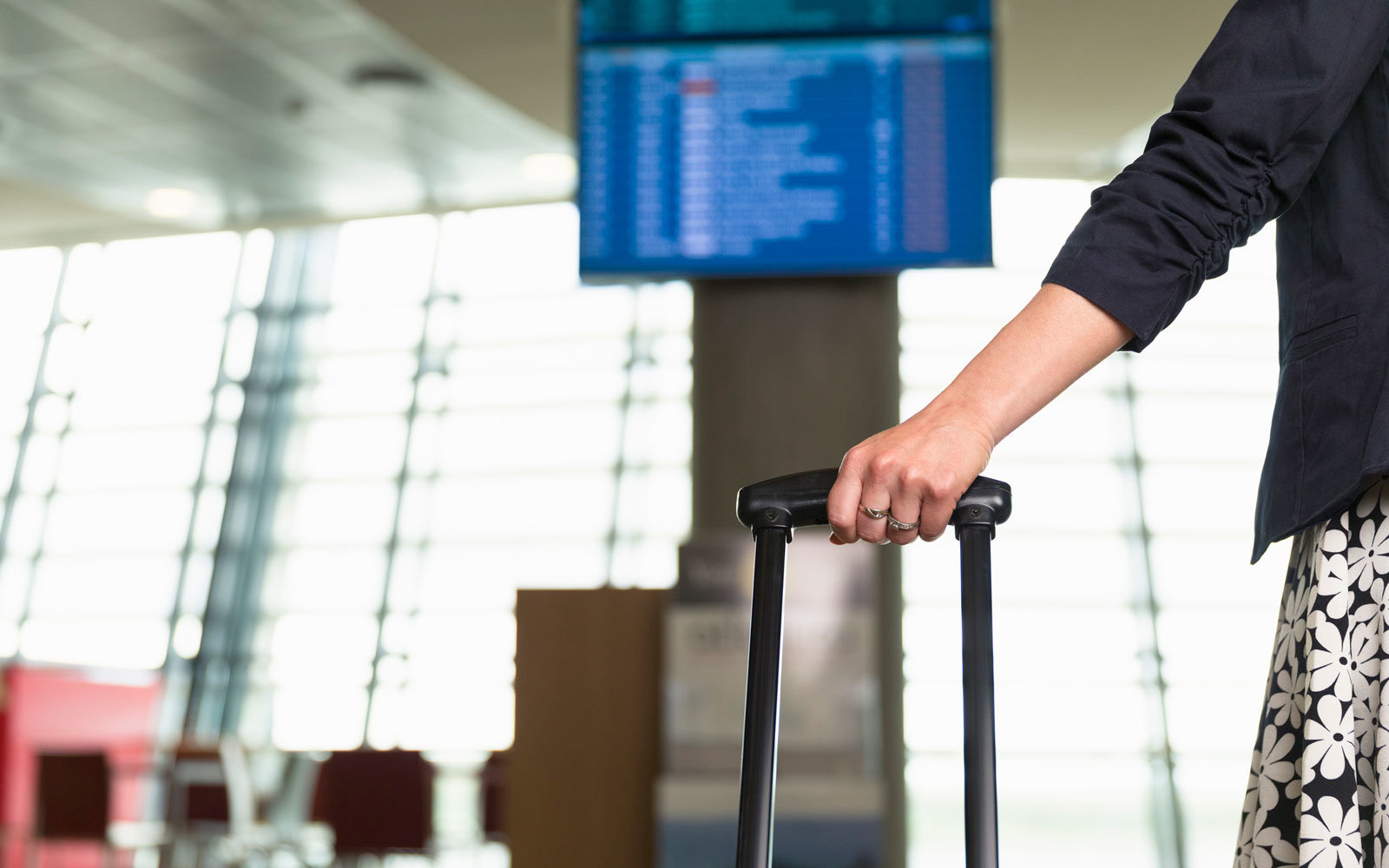 Baggage fees have an unintended positive consequence.