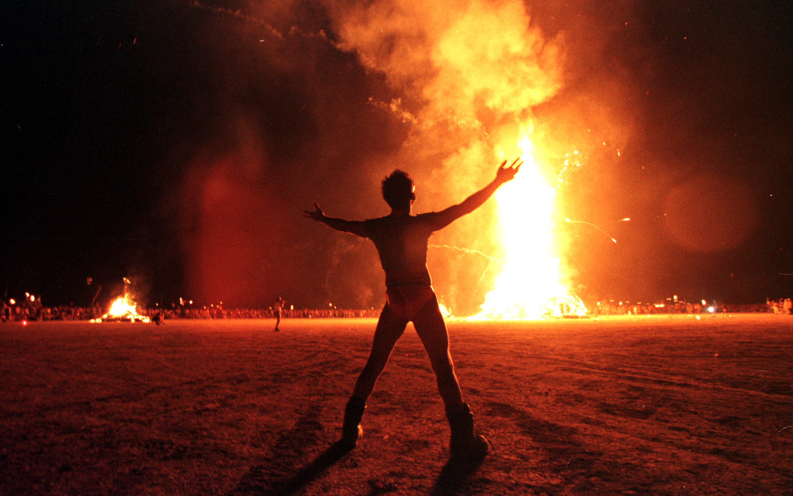 Here's How Much It Really Costs to Go to Burning Man