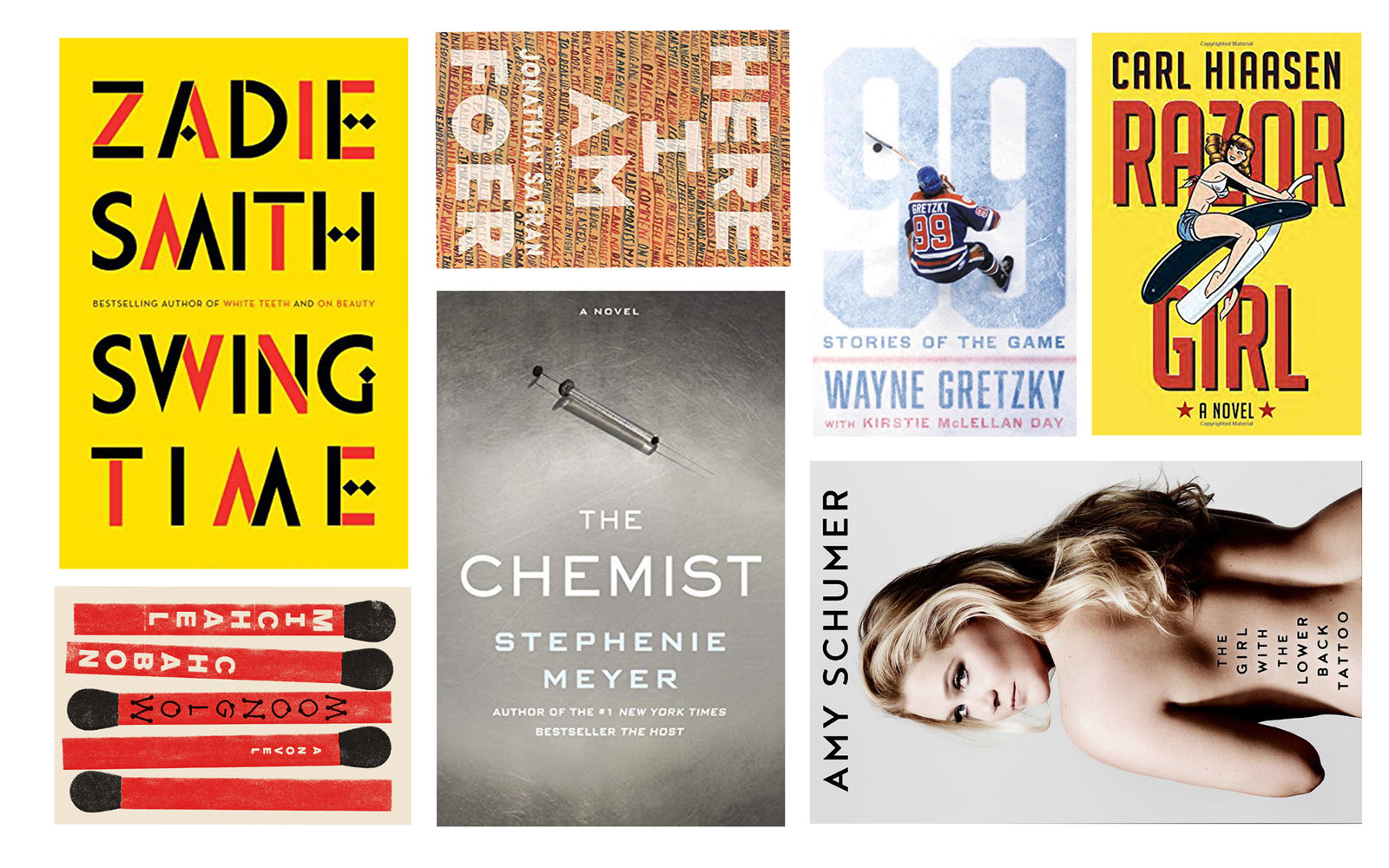 20 New Fall Books to Look Forward To