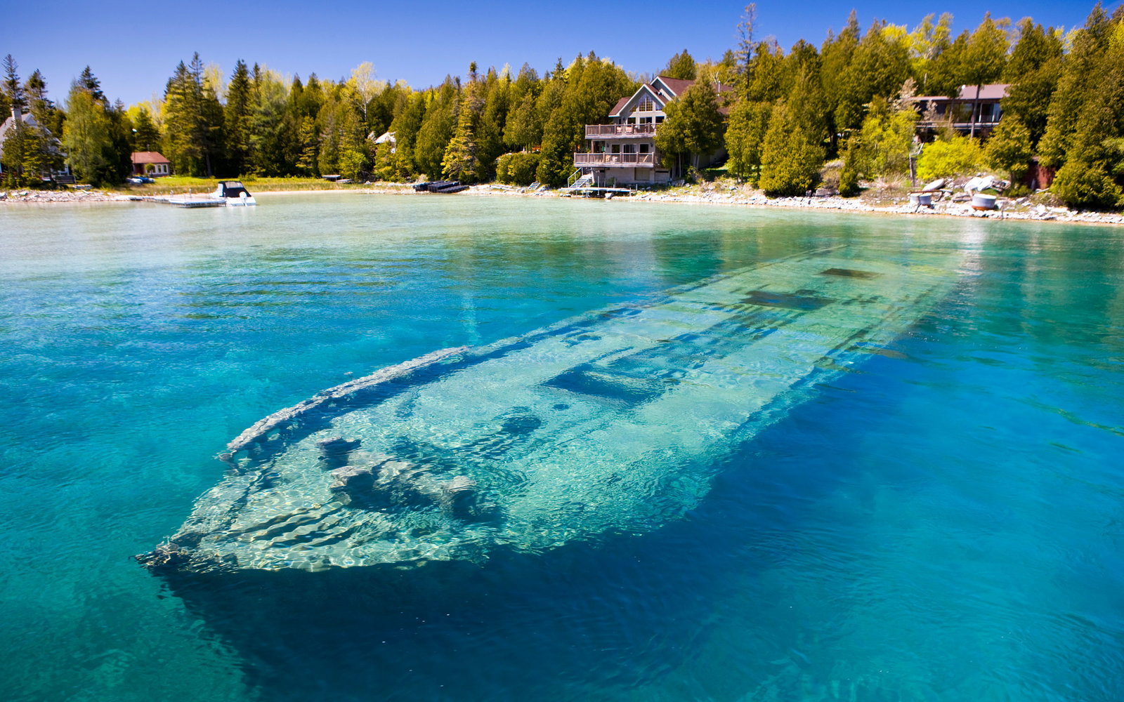 Coolest Shipwrecks