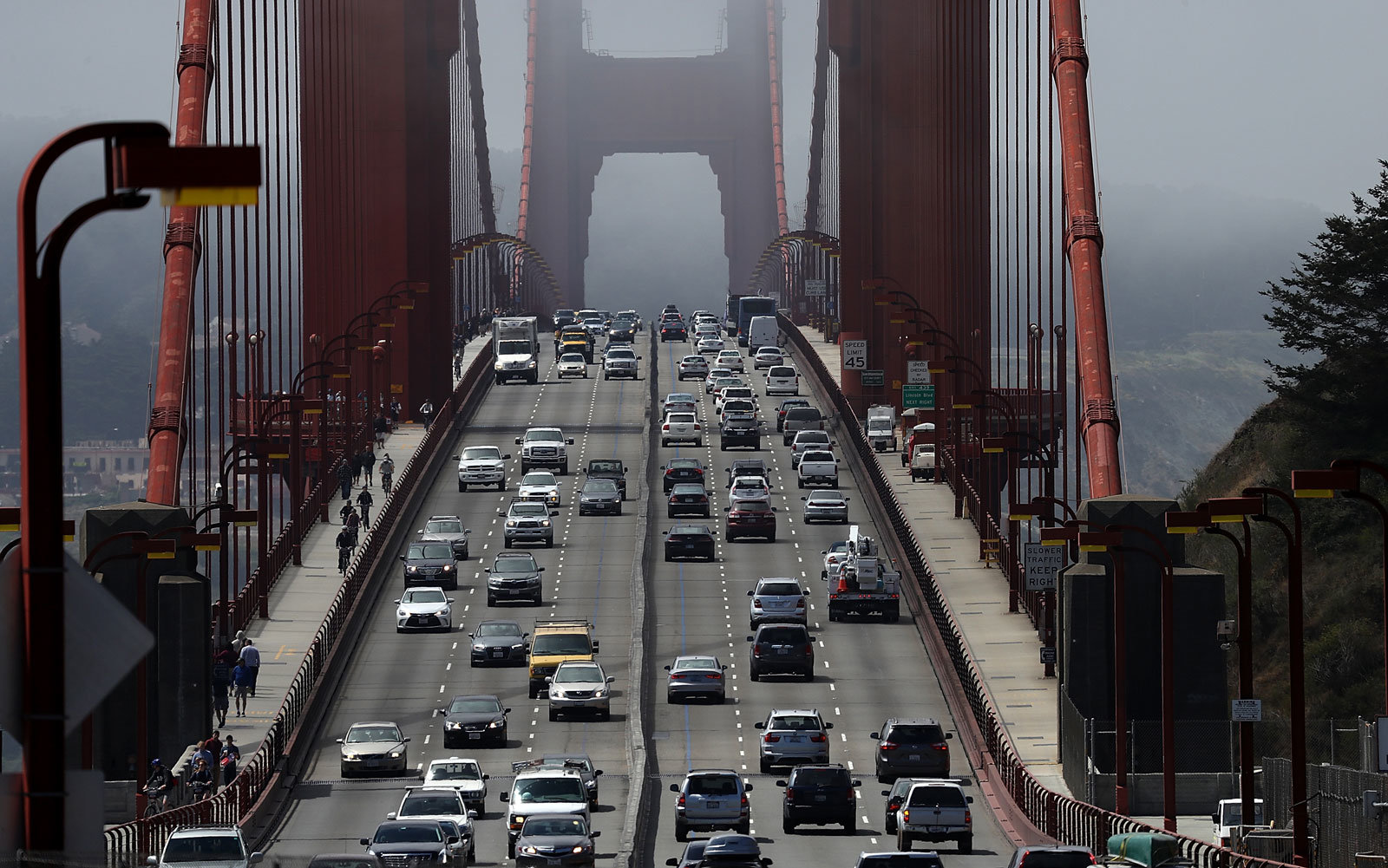 Google is getting into ride sharing in San Francisco.