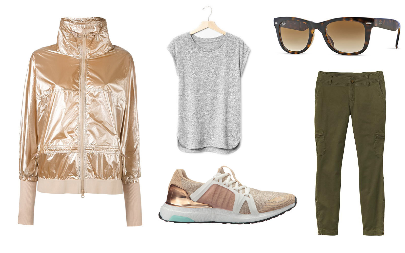 6b4e34e8a83a Smooth Aviator. Comfy Travel Outfit Ideas