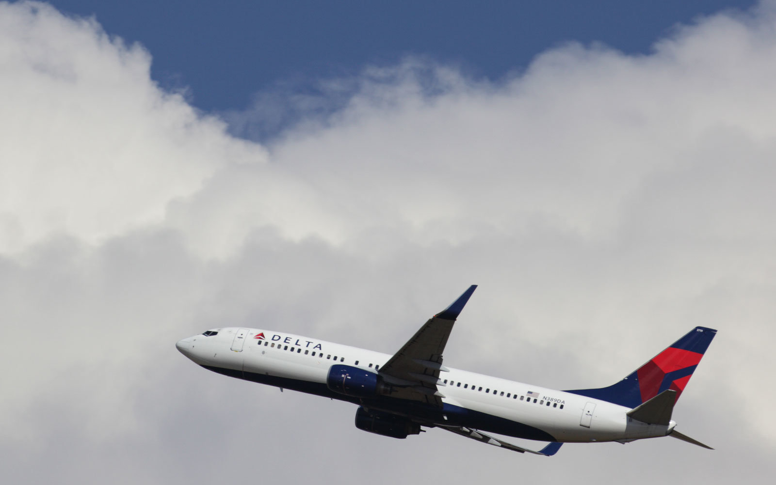 Delta's new app is helping pilots avoid turbulence.