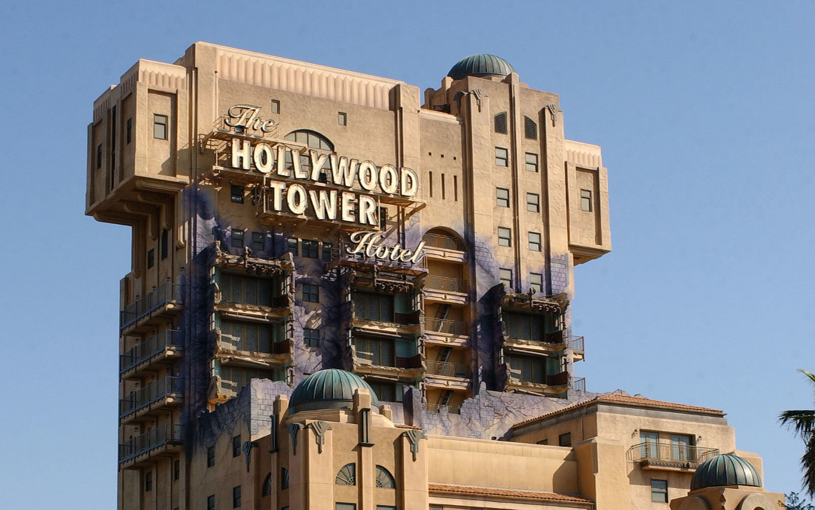 Disney's California Adventure Closes Tower of Terror in January 2017