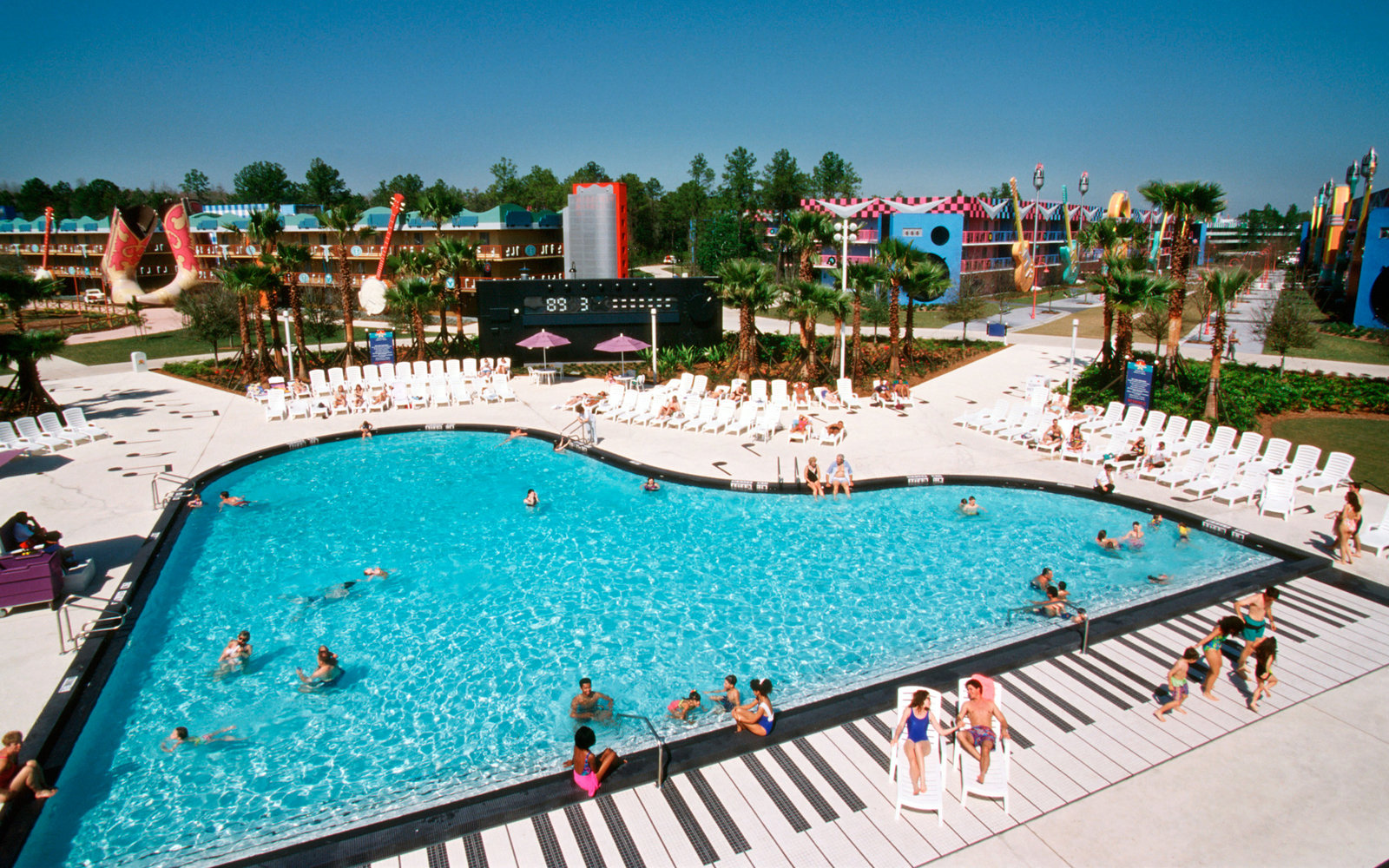 Disney S All Star Resorts