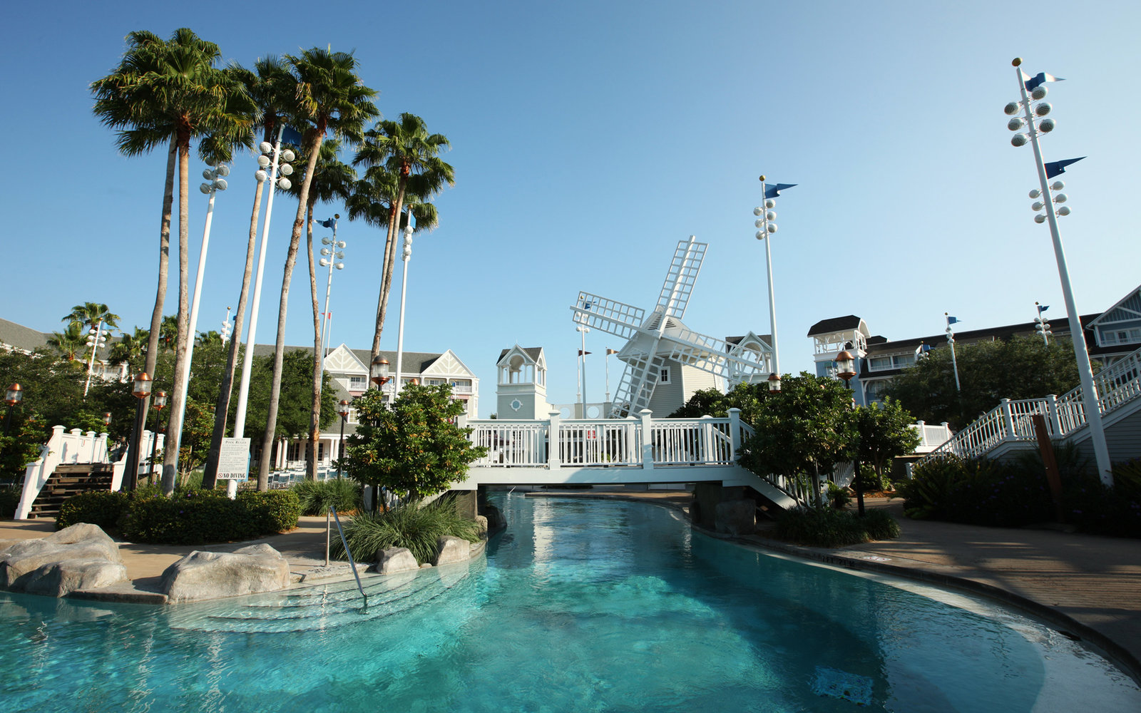 Disney's Beach Club and Yacht Club Resorts