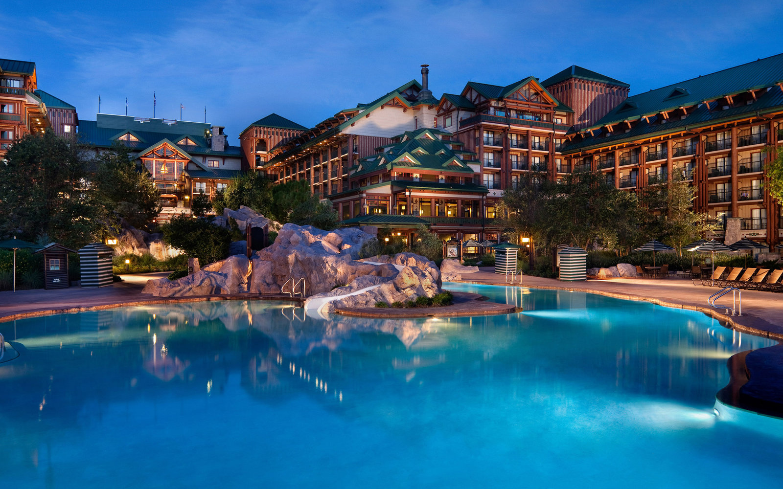 Disney S Wilderness Lodge