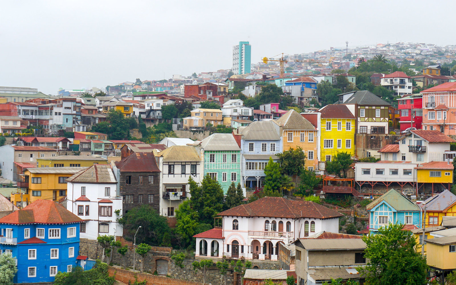 Most Colorful Cities