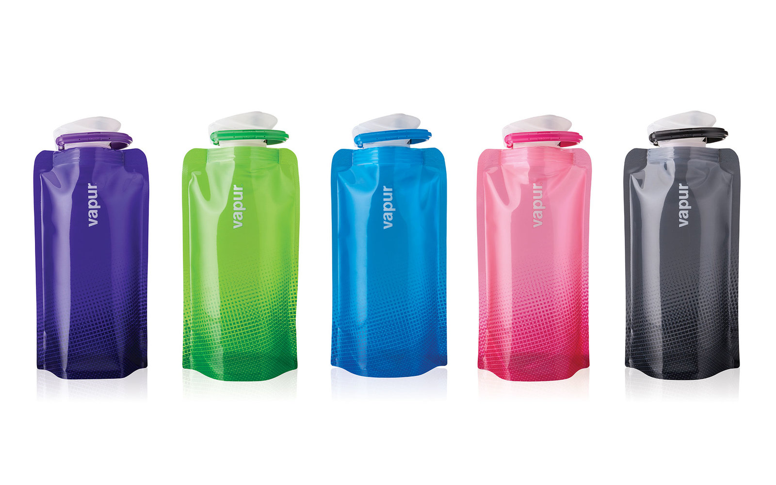 Vapur Shades .5L Collapsible Water Bottle