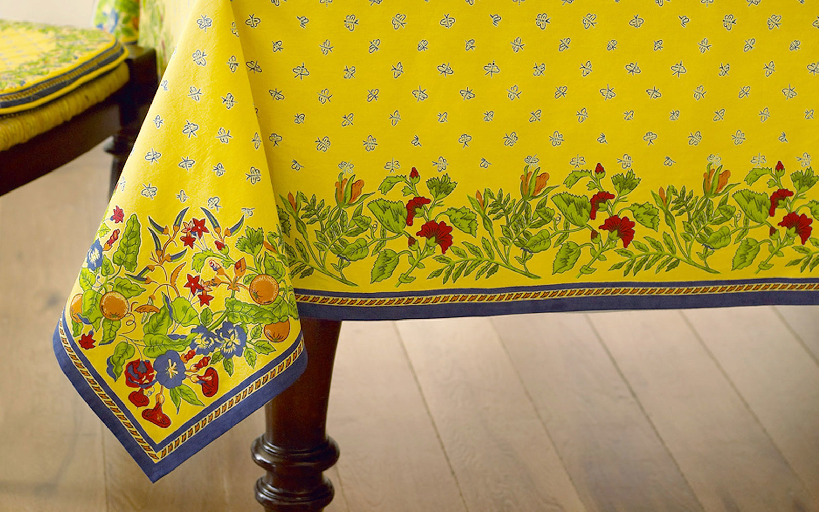 Williams Sonoma Provence Tablecloth