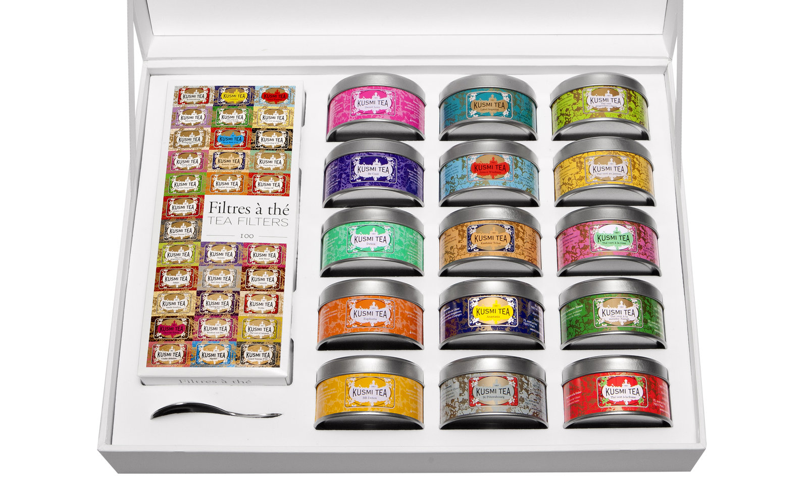 Kusmi Tea The Collection Chest
