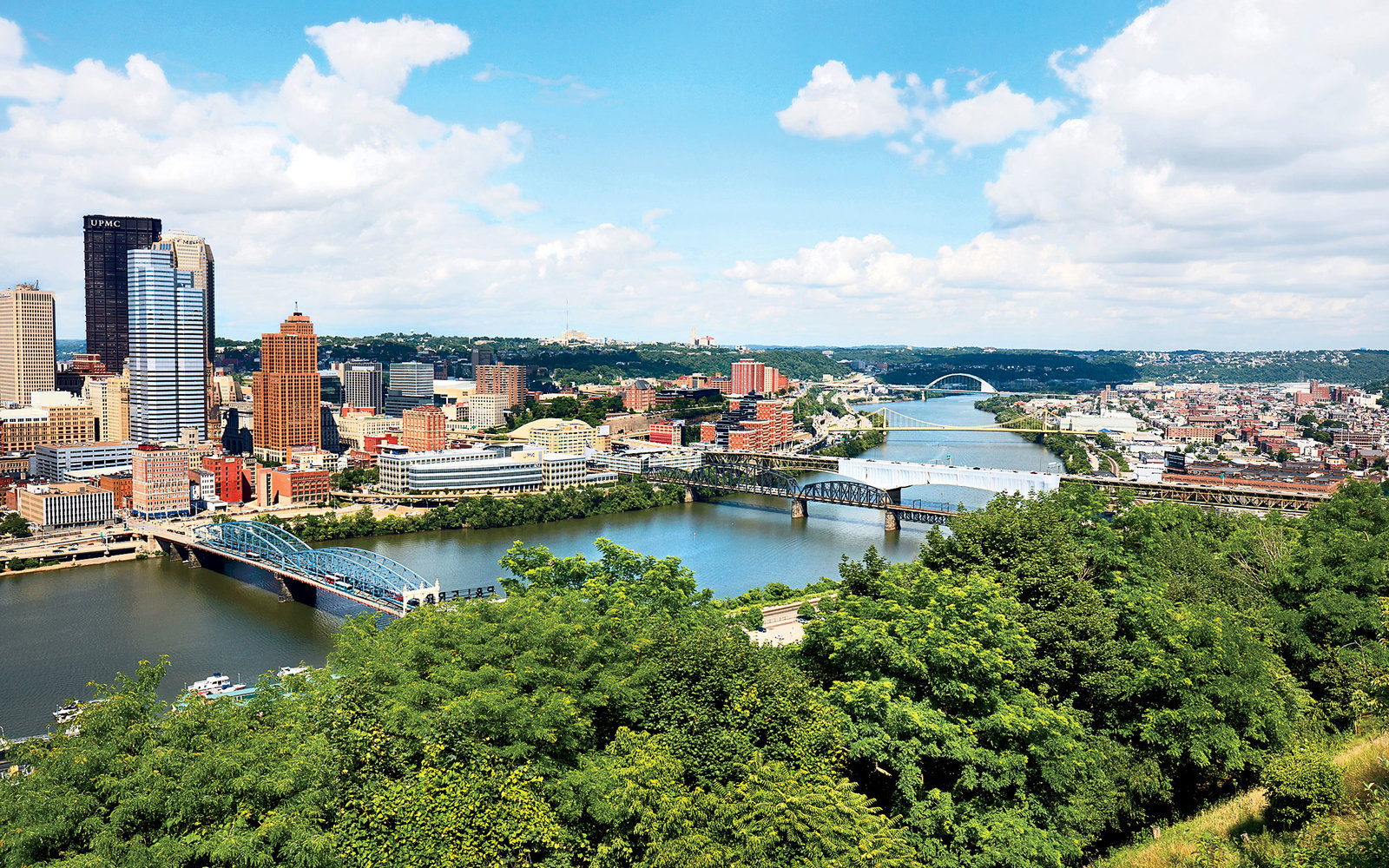 The Mysteries Of Pittsburgh Travel Leisure