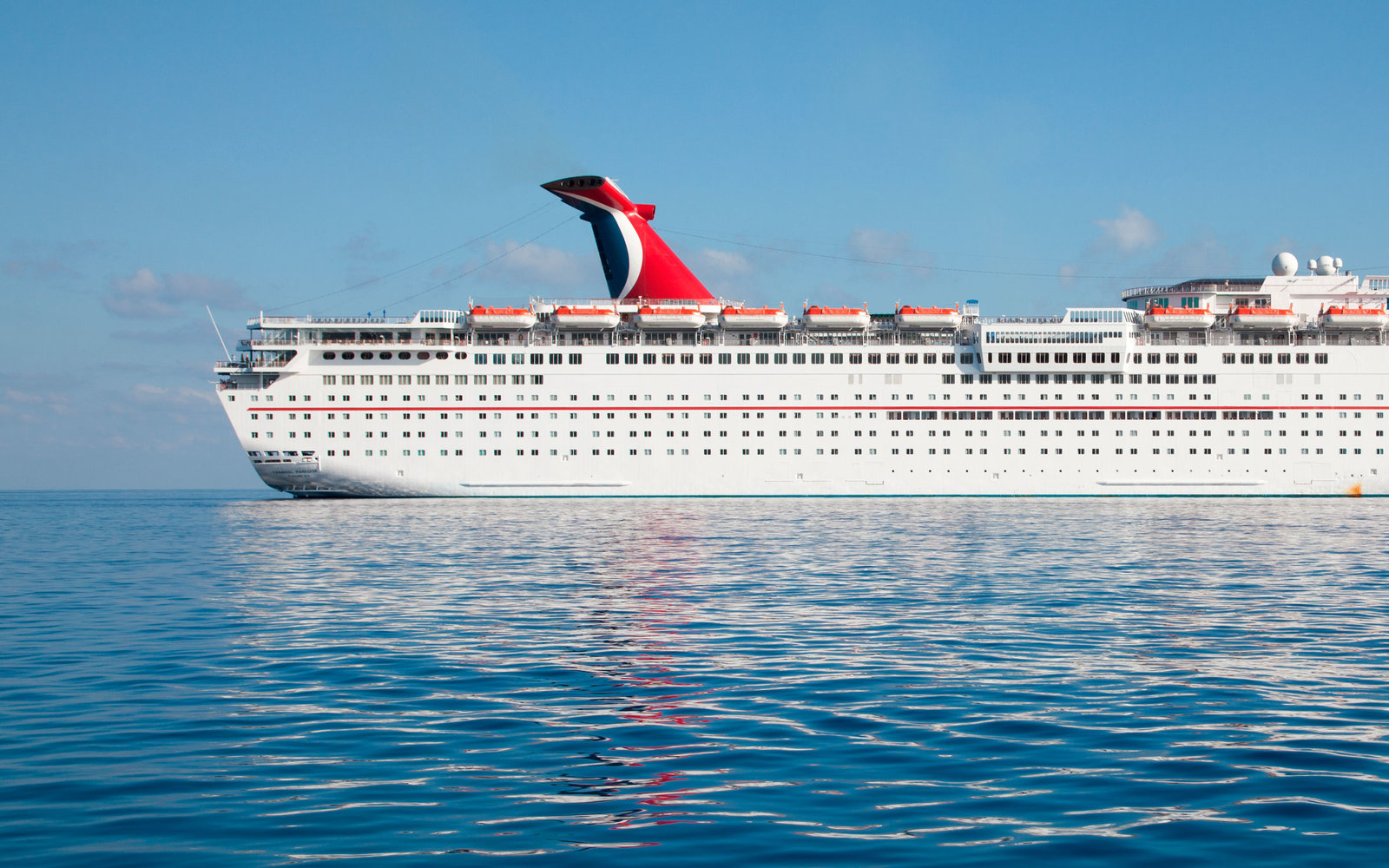 Coast Guard Searching For Woman Who Fell Off Carnival Cruise Near the Bahamas
