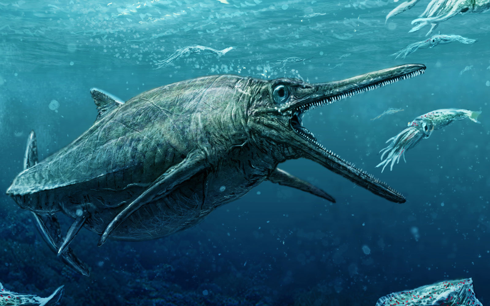 Loch Ness Monster Fossil