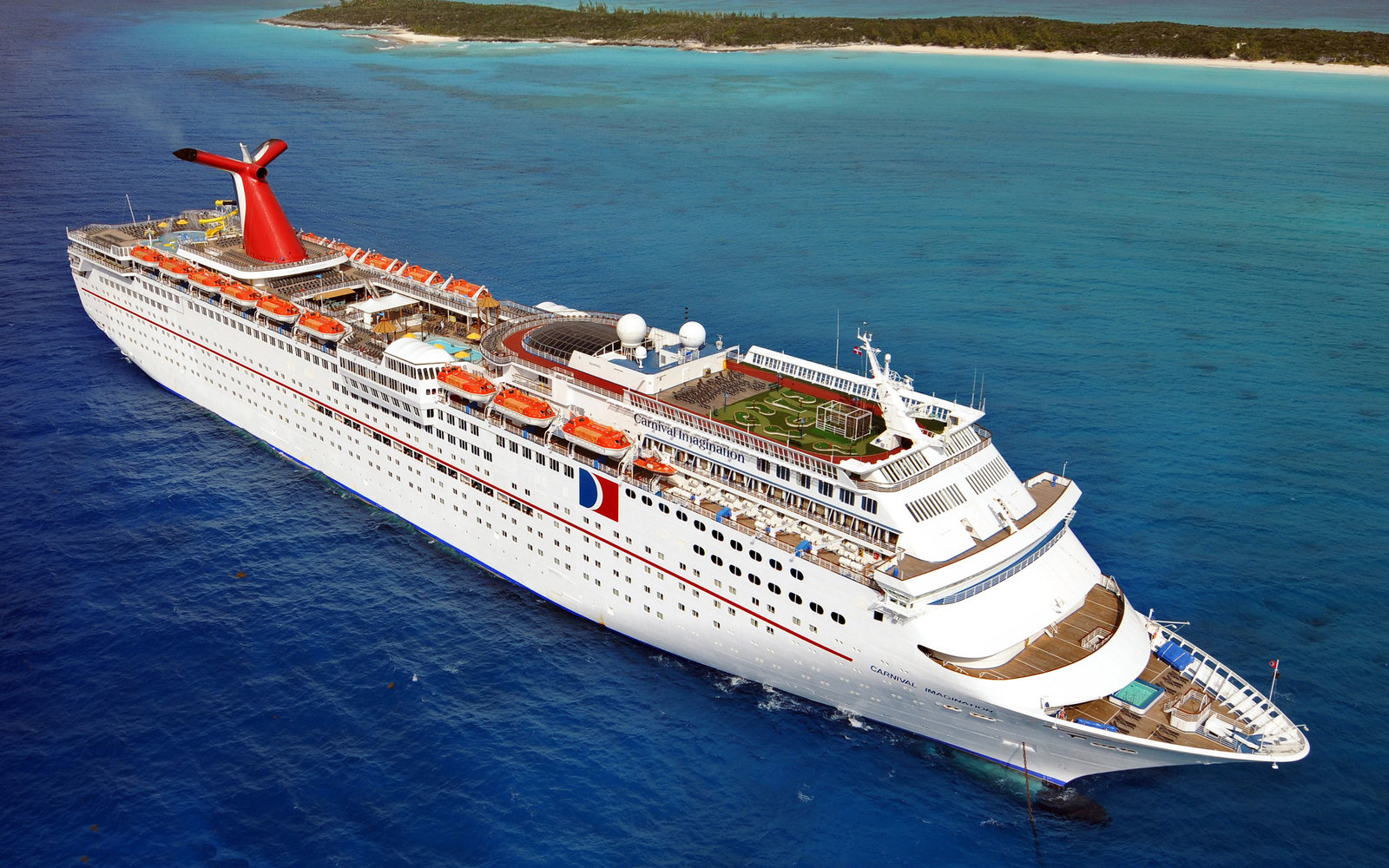 3. Carnival Cruise Line