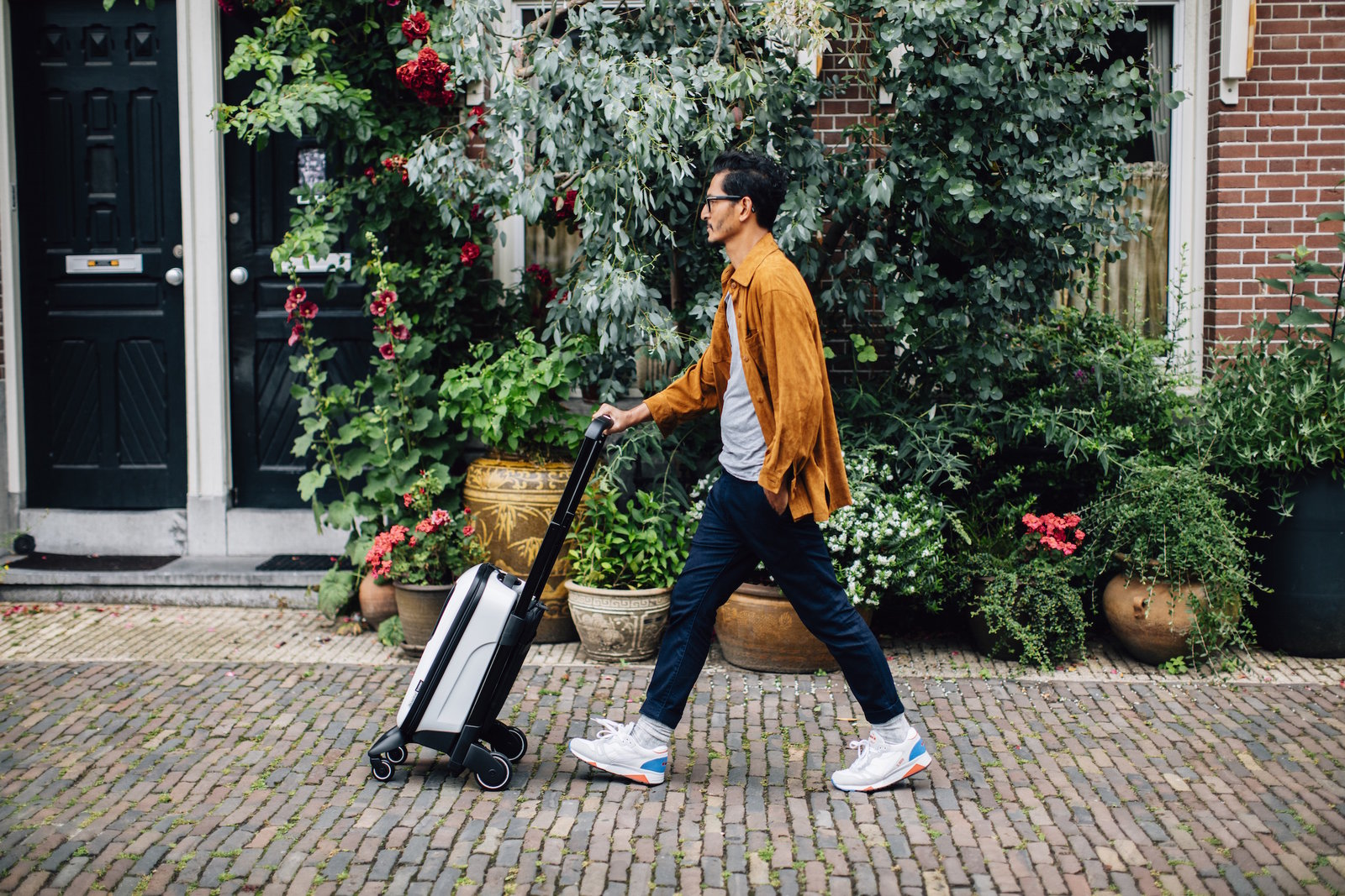 Bugaboo Unveils New Interconnecting Luggage System