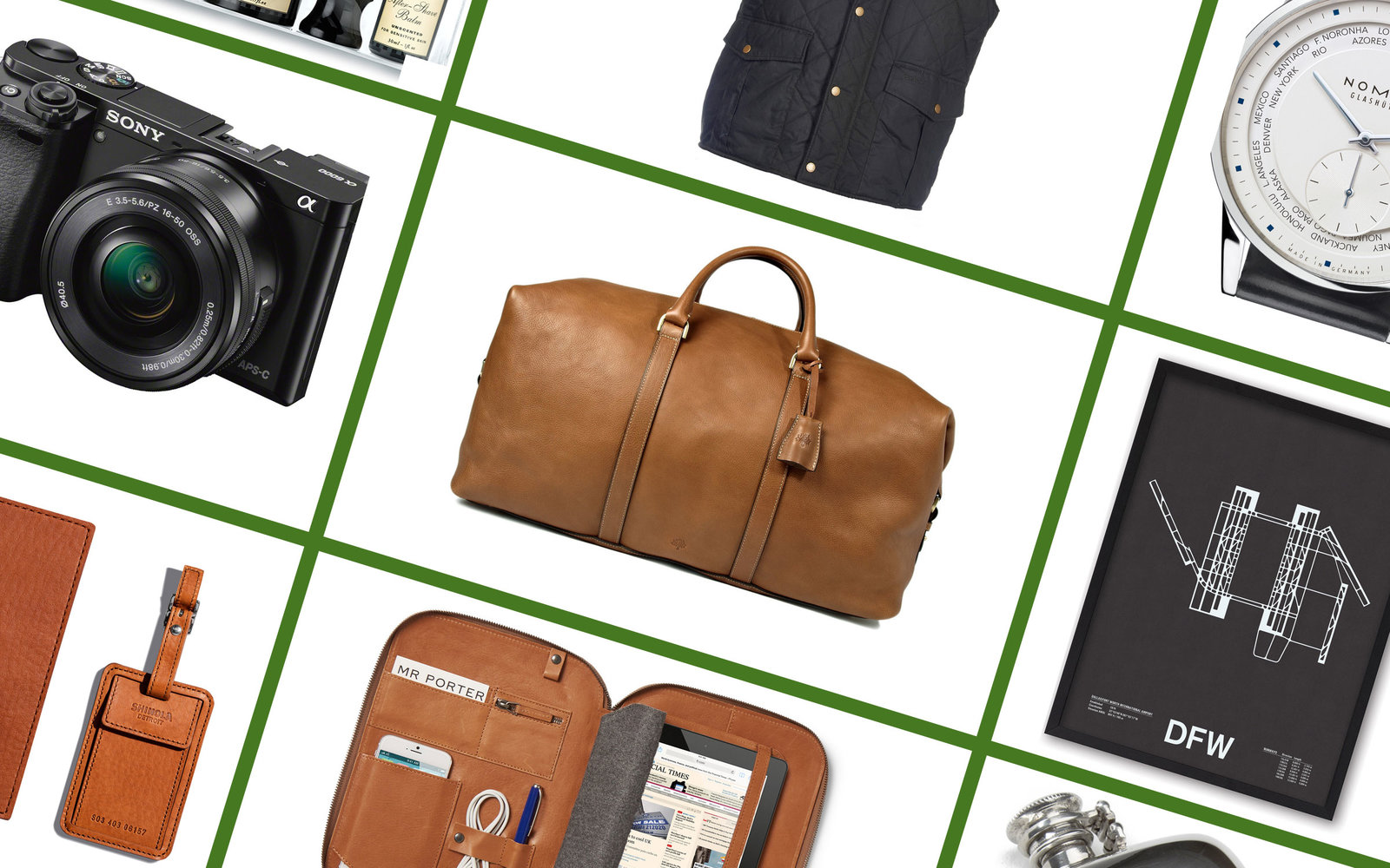 Exceptional Gifts For Men Part - 2: Gifts For Men Who Travel