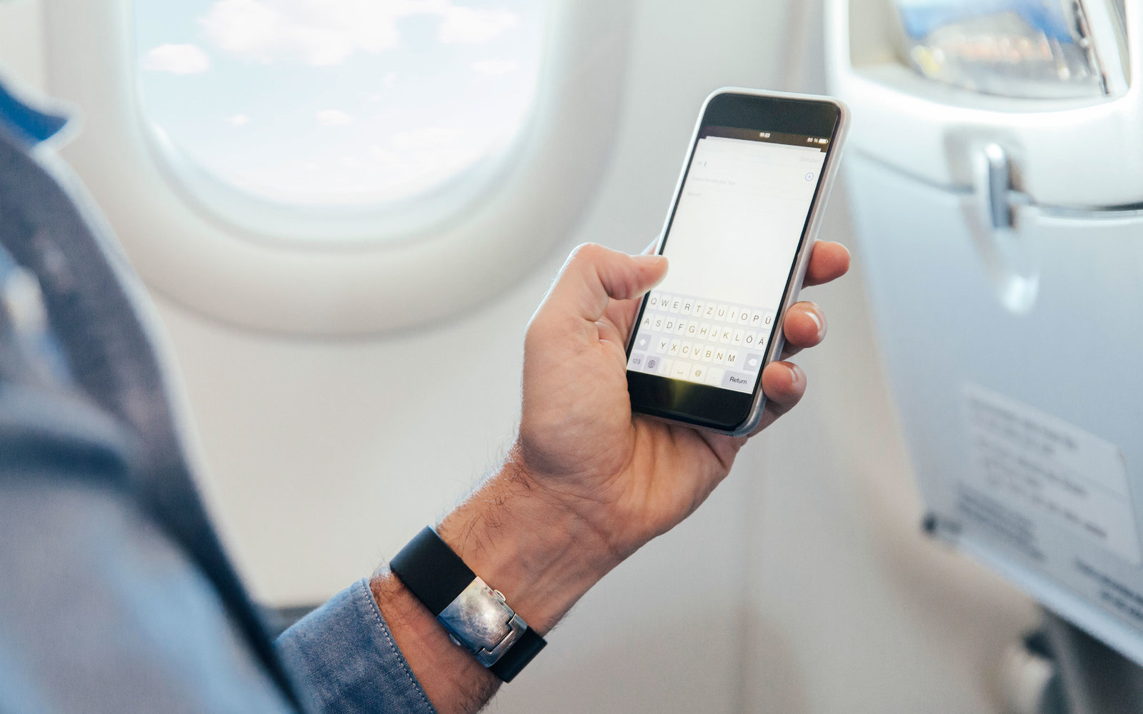 Why do Phones Catch Fire on Planes?