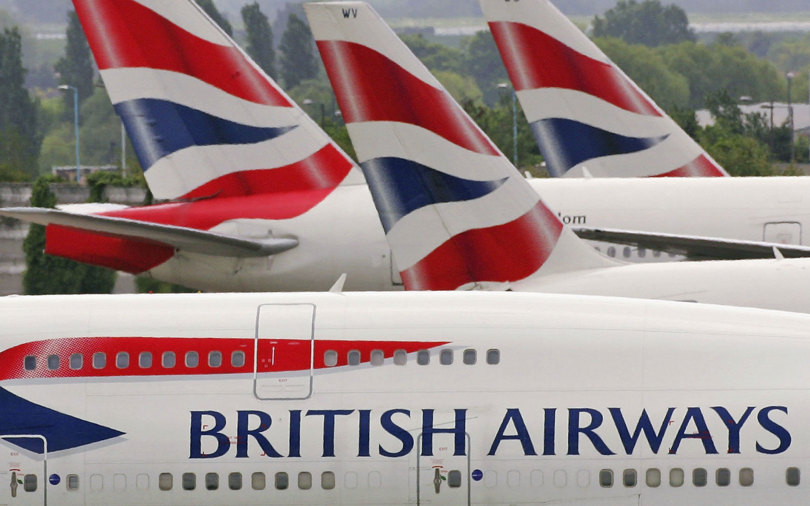 British Airways is upgrading passengers.