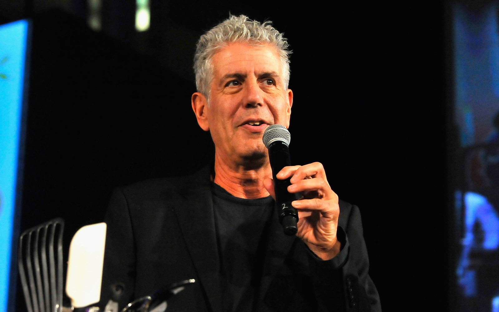 Anthony Bourdain Is Going on Tour