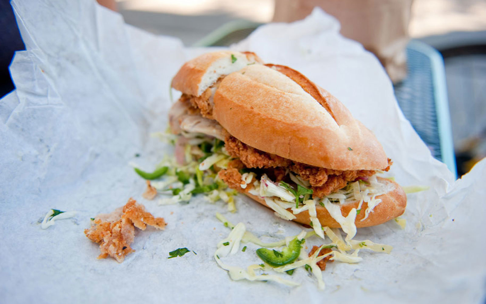 Best Sandwiches in the U.S.