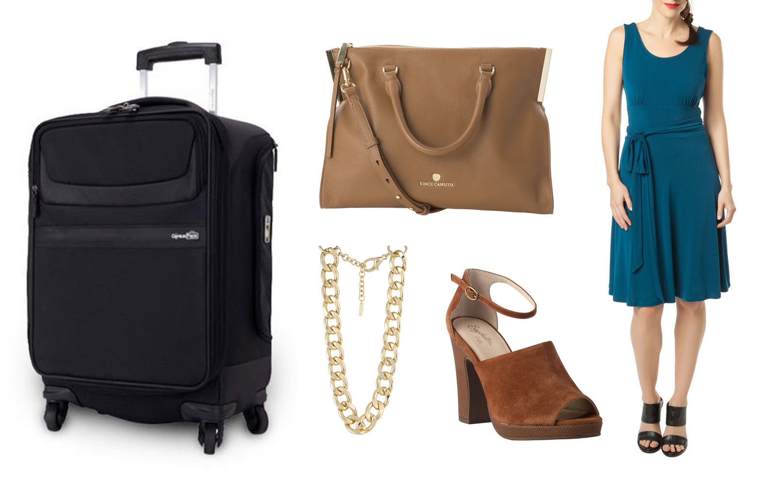 WATCH AND SHOP: How to Pack One of the Best Suitcases Out There