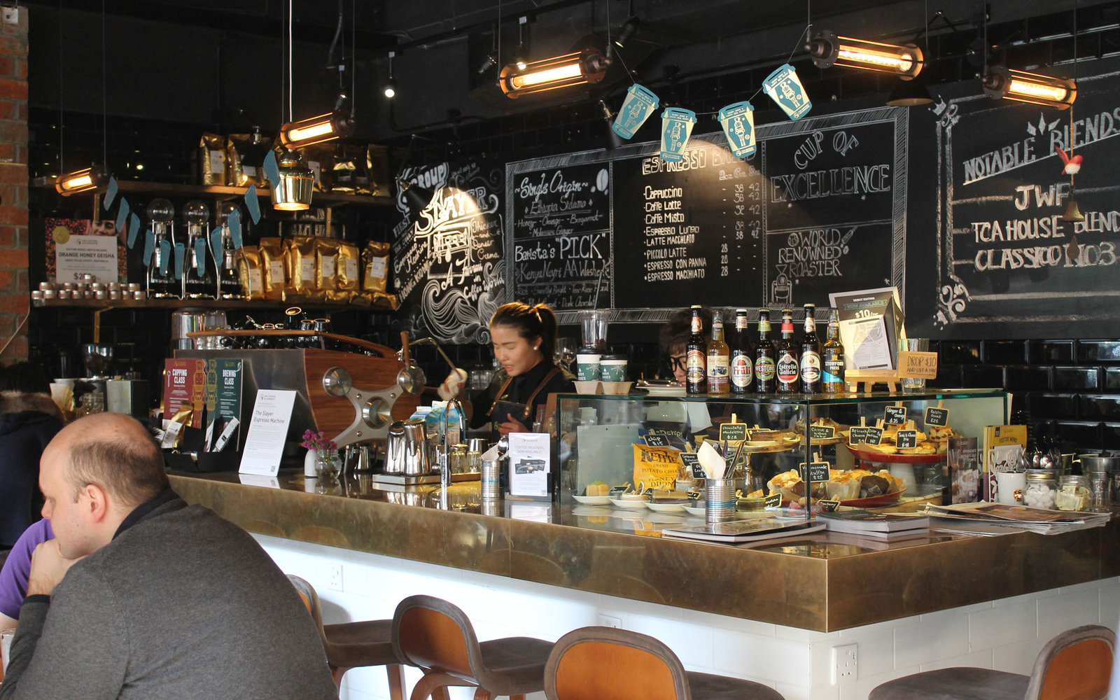 Best Coffee Shops Around the World