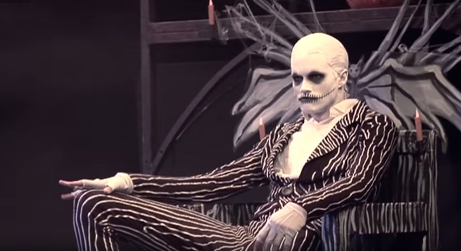 A Live Adapation of Tim Burton\'s \'Nightmare Before Christmas\' Seems ...