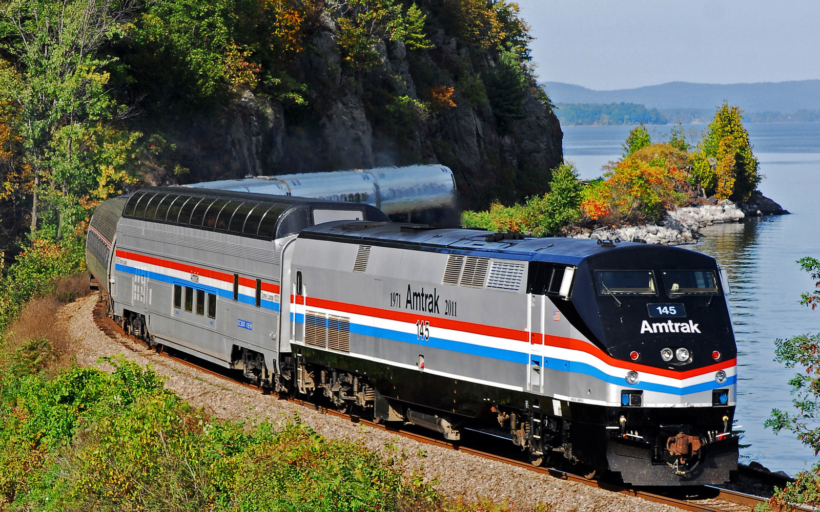 Amtrak to Bring Back Dome Car