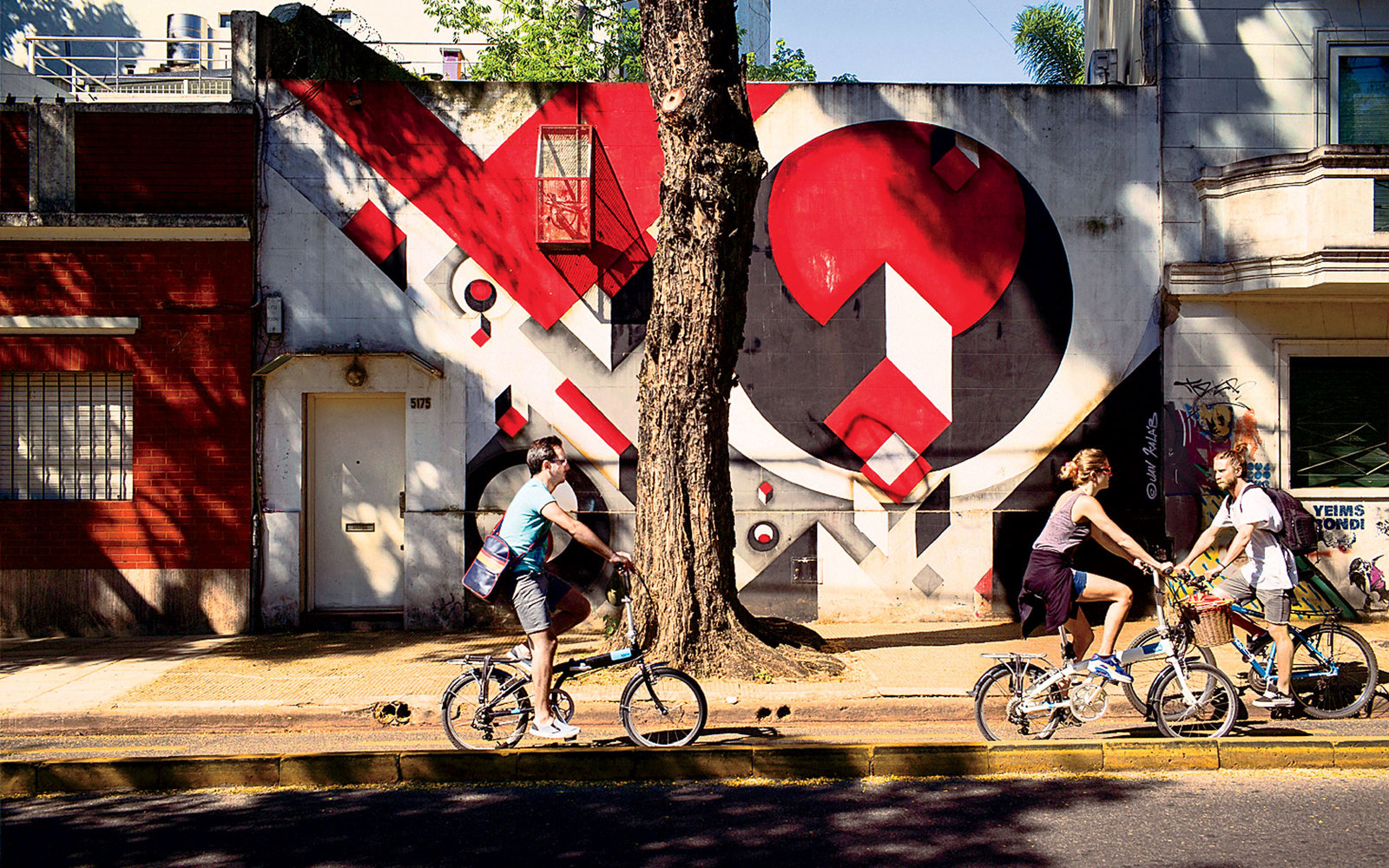 The cultural makeover of buenos aires travel leisure for Ce design buenos aires
